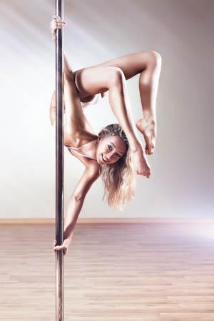 10 Gründe, warum du mit Pole Dance beginnen solltest