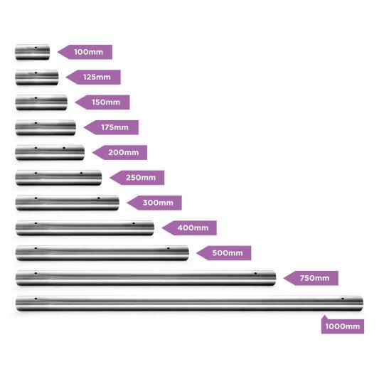 X Pole Verlängerung Edelstahl Polesportshopde