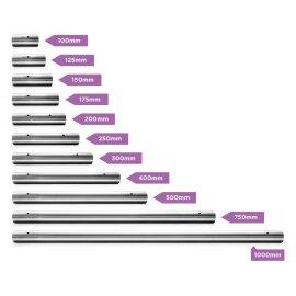 X-Pole Verlängerung Edelstahl