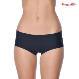 Dragonfly Shorts Hot Pants L Schwarz