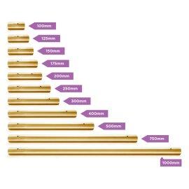 X-Pole Verlängerung Gold
