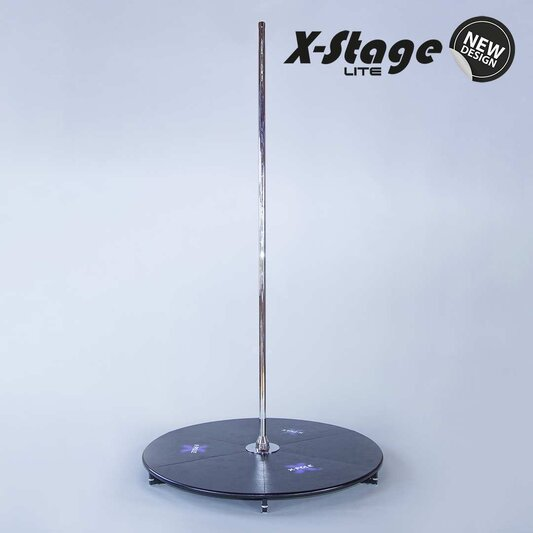X-Stage Lite Stainless Steel
