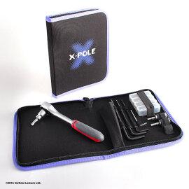 X-Pole Werkzeugset für Studios