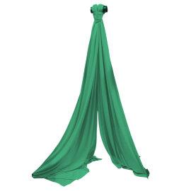 Aerial Silk Vertikaltuch Grün