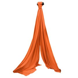 Aerial Silk Vertikaltuch Orange