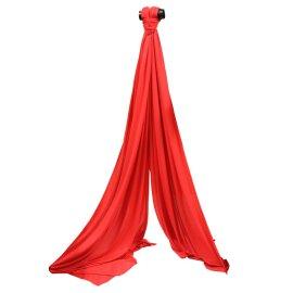 Aerial Silk Vertikaltuch Rot