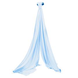 Aerial Silk Vertikaltuch Hellblau