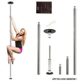 Lupit Pole Classic G2 Edelstahl