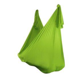 Aerial Yoga Tuch Grün 2,80 m breit