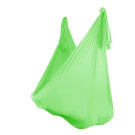 Aerial Yoga Tuch Neon-Grün 2,80 m breit