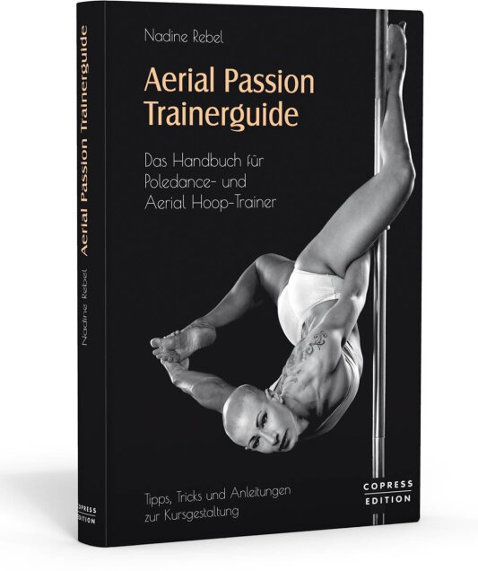 Buch Aerial Passion Trainerguide
