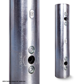 X-Pole X-Joint Kupplung 40 mm bis 2014 (XX)