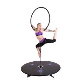 X-Pole Lyra Hoop für X-Stage