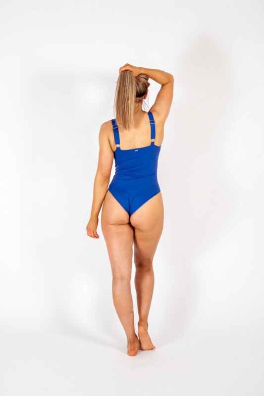 AMBR Designs Bodysuit Navy Halo Leo