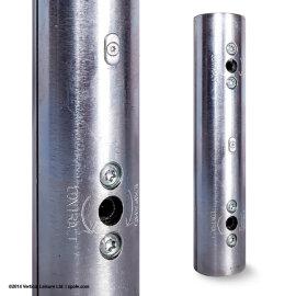 X-Pole Kupplung X-Joint 45 mm / 180 mm vor 2014