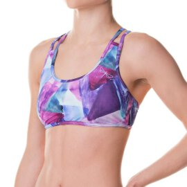 Dragonfly Top Xenia Aquarelle Violet Limited