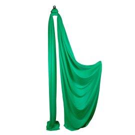 Firetoys Aerial Silk Vertikaltuch Grün